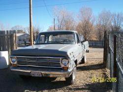 PROBED-OUT 1969 Ford F-1