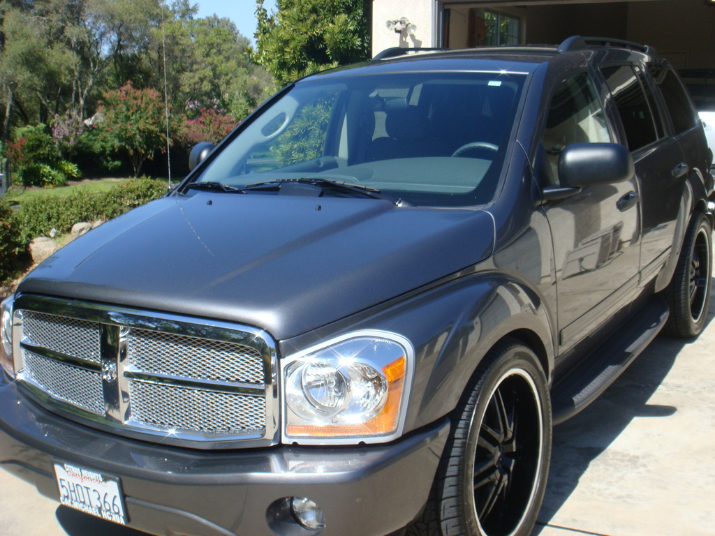 chasenpaper 2004 dodge durango specs photos modification. Black Bedroom Furniture Sets. Home Design Ideas