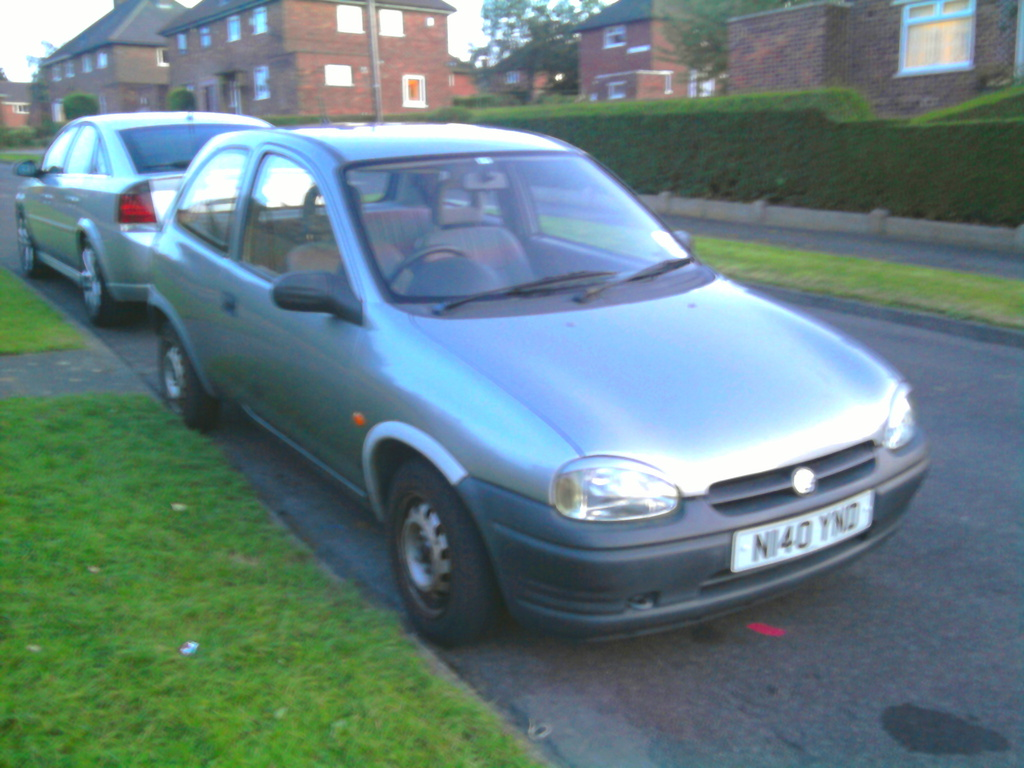 davidykims 1995 vauxhall corsa specs photos modification info at cardomain. Black Bedroom Furniture Sets. Home Design Ideas