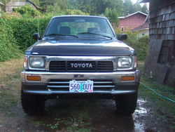 imperial-star 1990 Toyota Regular Cab 13705681