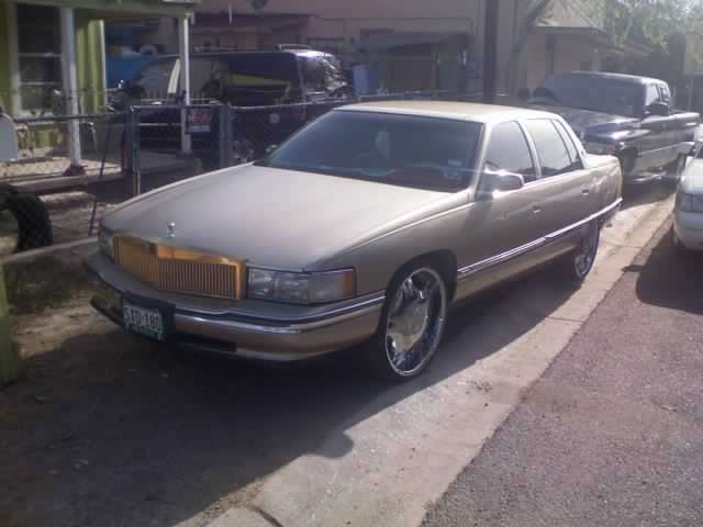 Another VERSACE956 1994 Cadillac DeVille post... - 13705478