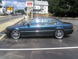 lyle740is 1995 BMW 7 Series