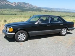 ched454 1991 Mercedes-Benz S-Class