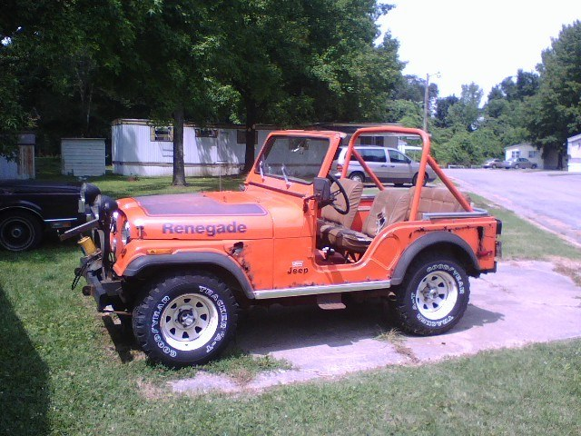 jeep cj7 renegade 1981 with 1978 Jeep Cj5 Belleville Il Us on 1976 To 1986 Jeep Cj 7 furthermore Wiring Diagram 77 Cj 7 258 6 Cyl 5572 likewise 497 Jeep Cj5 For Sale Wallpaper 4 besides New Alternator Voltage Reg Question 763216 moreover 381203085507.