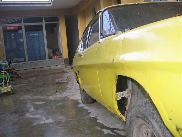 Another Borce 1970 Ford Capri post... - 13433867