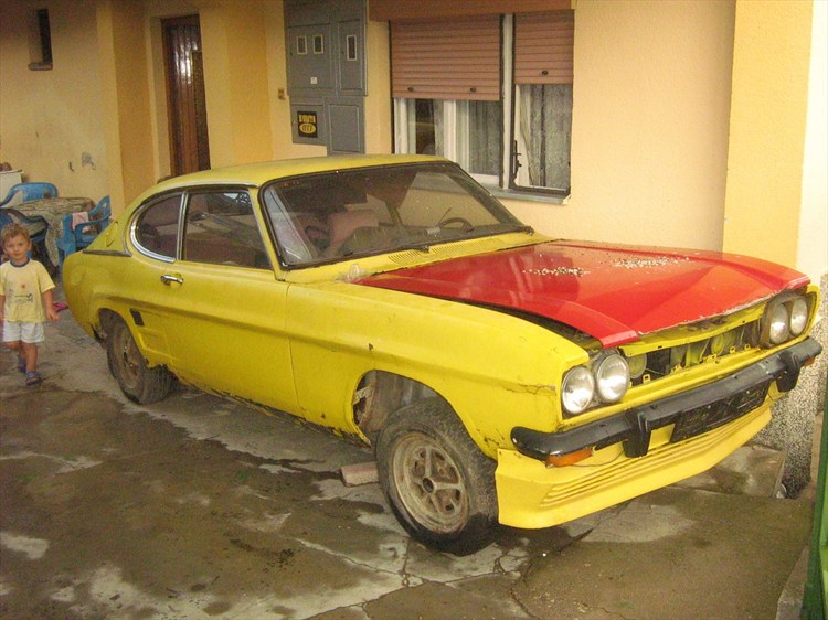 Another Borce 1970 Ford Capri post... - 13433868