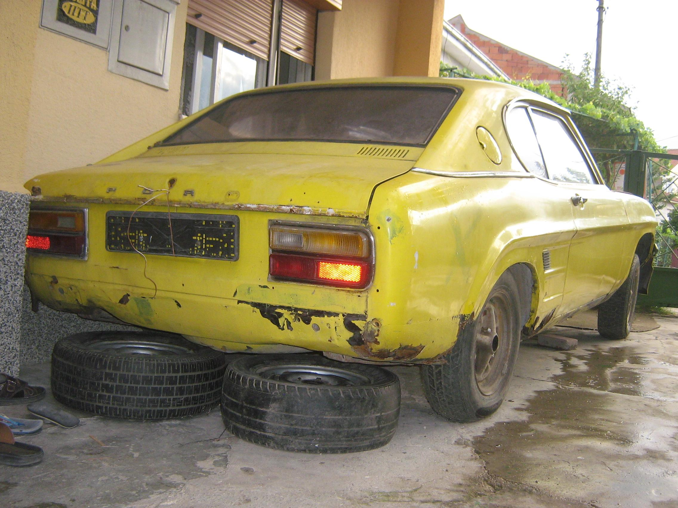 Another Borce 1970 Ford Capri post... - 13433869