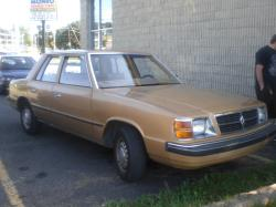 sleeperspirit 1986 Dodge Aries