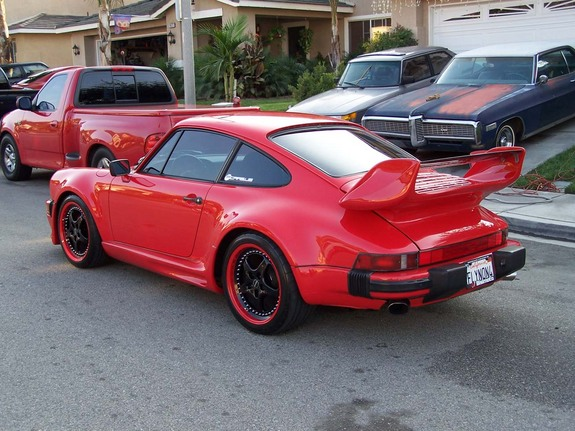 Another Jitters 1988 Porsche 911 post... - 9577569