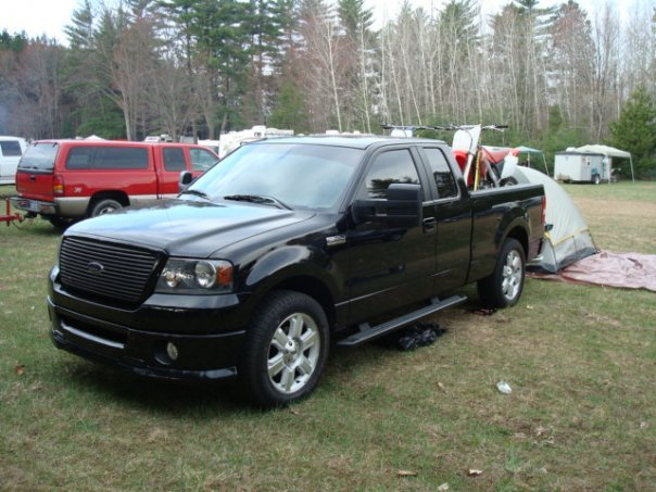 2001chevy05 2007 ford f150 super cabfx4 styleside pickup 4d 5 1 2 ft specs photos modification. Black Bedroom Furniture Sets. Home Design Ideas