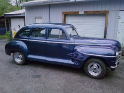 brickmanlarry 1947 Plymouth P-15