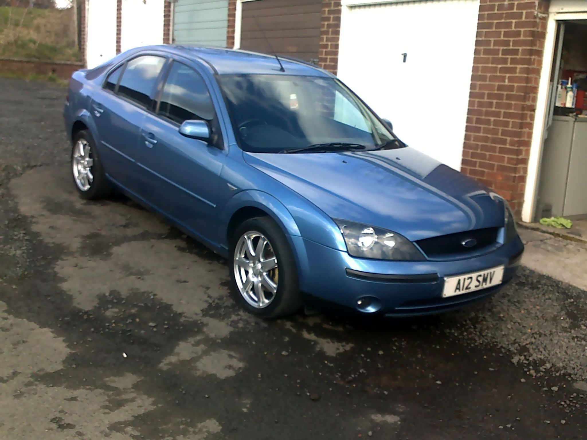 Audi 0 60 >> stevietiger 2002 Ford Mondeo Specs, Photos, Modification ...