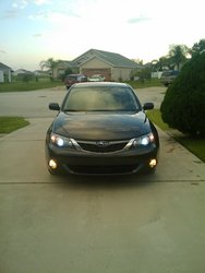 Str8cypherm80s 2008 Subaru Impreza