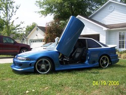 KC20bladess 1992 Acura Integra