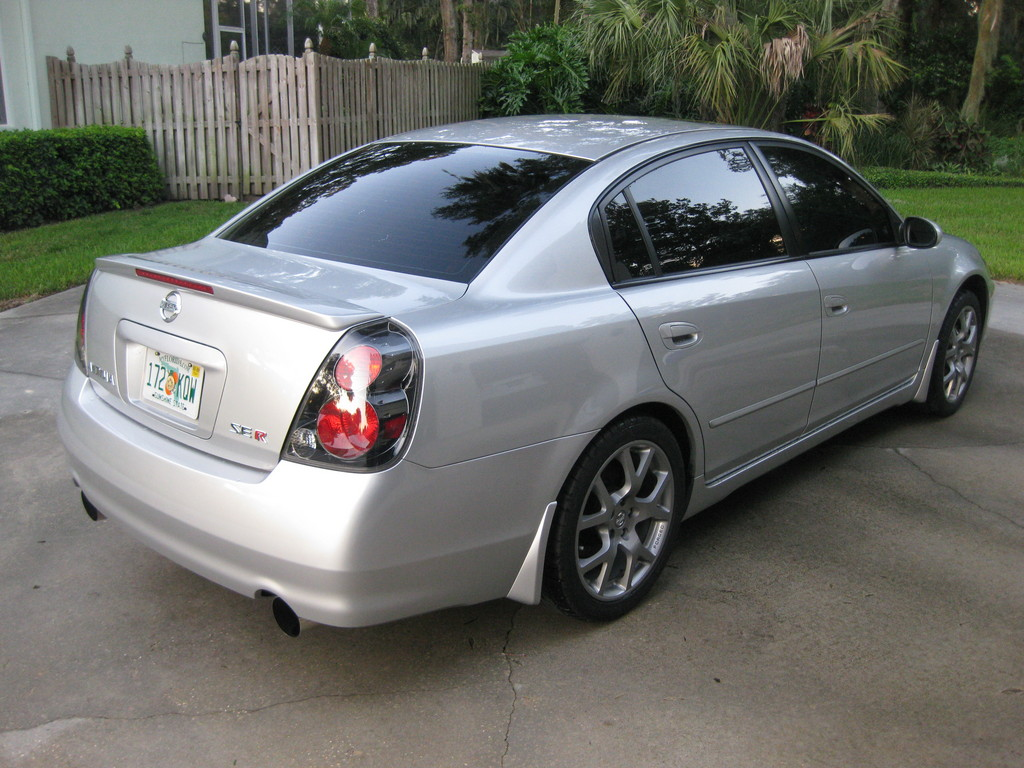 Aarontsommer 2005 Nissan Altima Specs Photos Modification Info At Cardomain