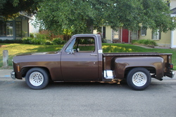 sconis 1979 Chevrolet Silverado 1500 Regular Cab