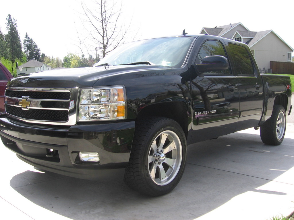 kevin509 2007 chevrolet silverado 1500 crew cab specs. Black Bedroom Furniture Sets. Home Design Ideas