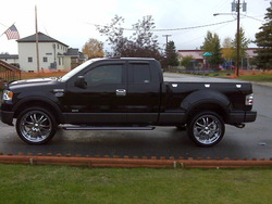 bigrank1 2006 Ford Roush F-150