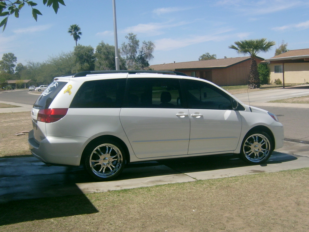 List of Synonyms and Antonyms of the Word: 2007 sienna rims