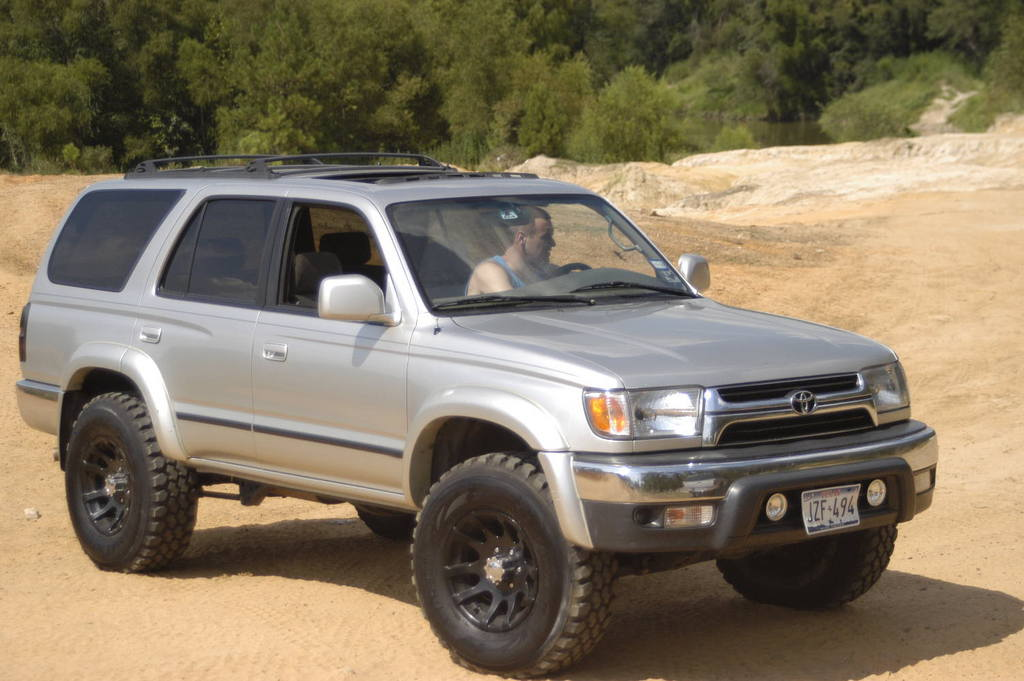 Theafterparty 2001 Toyota 4runner Specs Photos