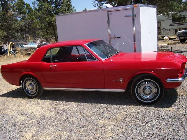 Another OrionBrazeal 1966 Ford Mustang post... - 13723608