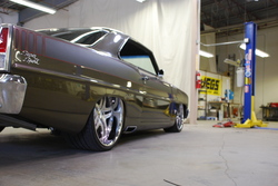 eighty1design 1966 Chevrolet Nova