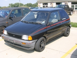 muscle_car1s 1989 Ford Festiva