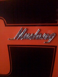 Birdman_92s 1970 Ford Mustang
