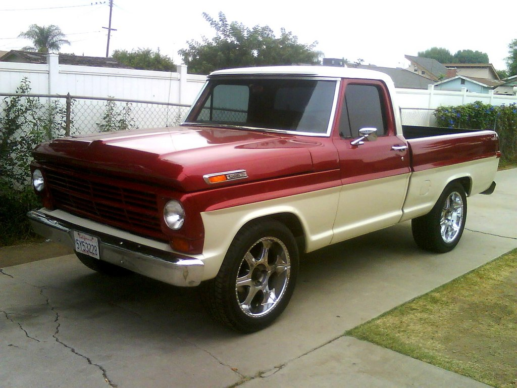 Miguel69chevy 1972 Ford F150 Regular Cab Specs Photos