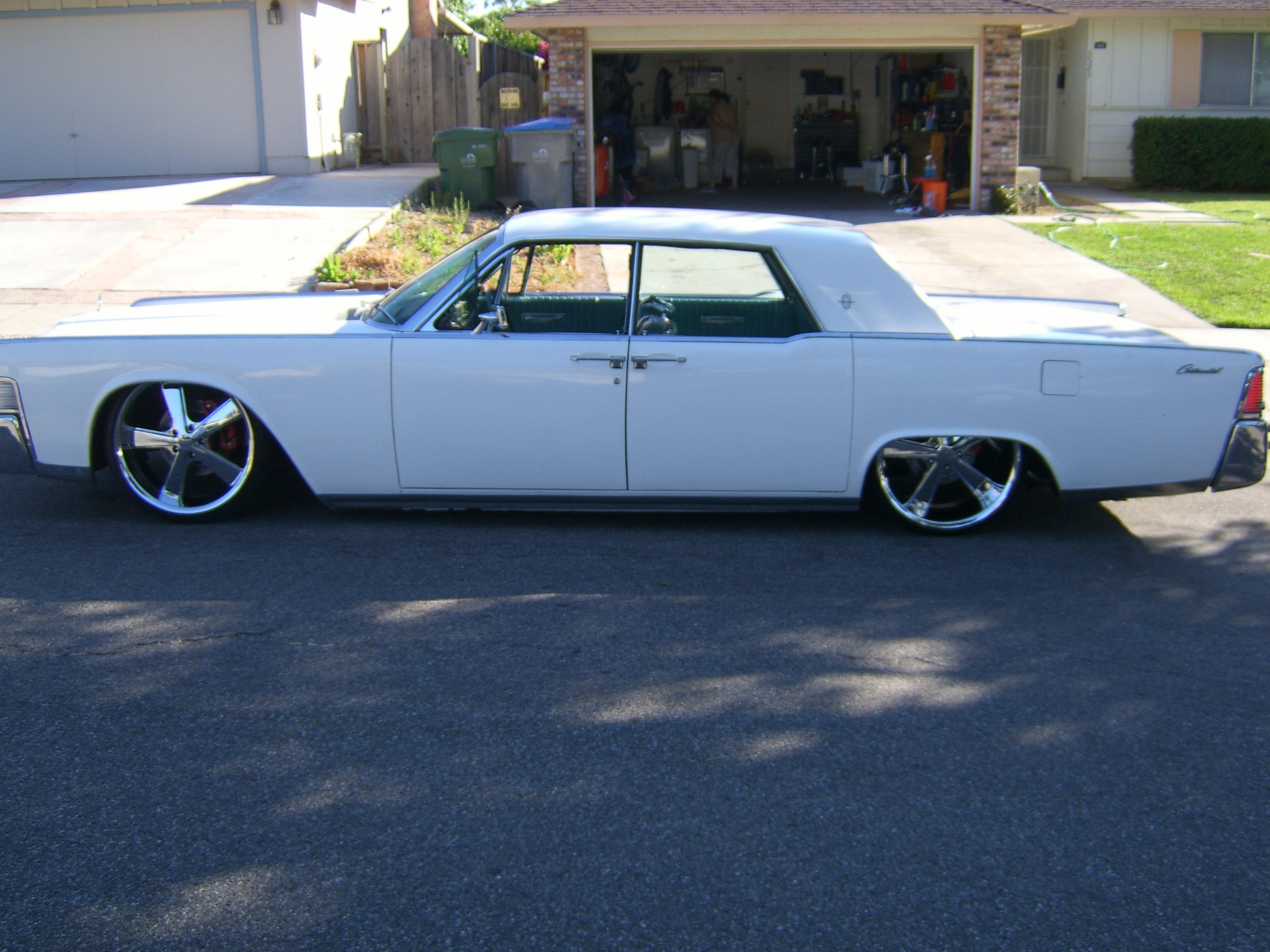 Onefasthorse89 1965 Lincoln Continental Specs Photos