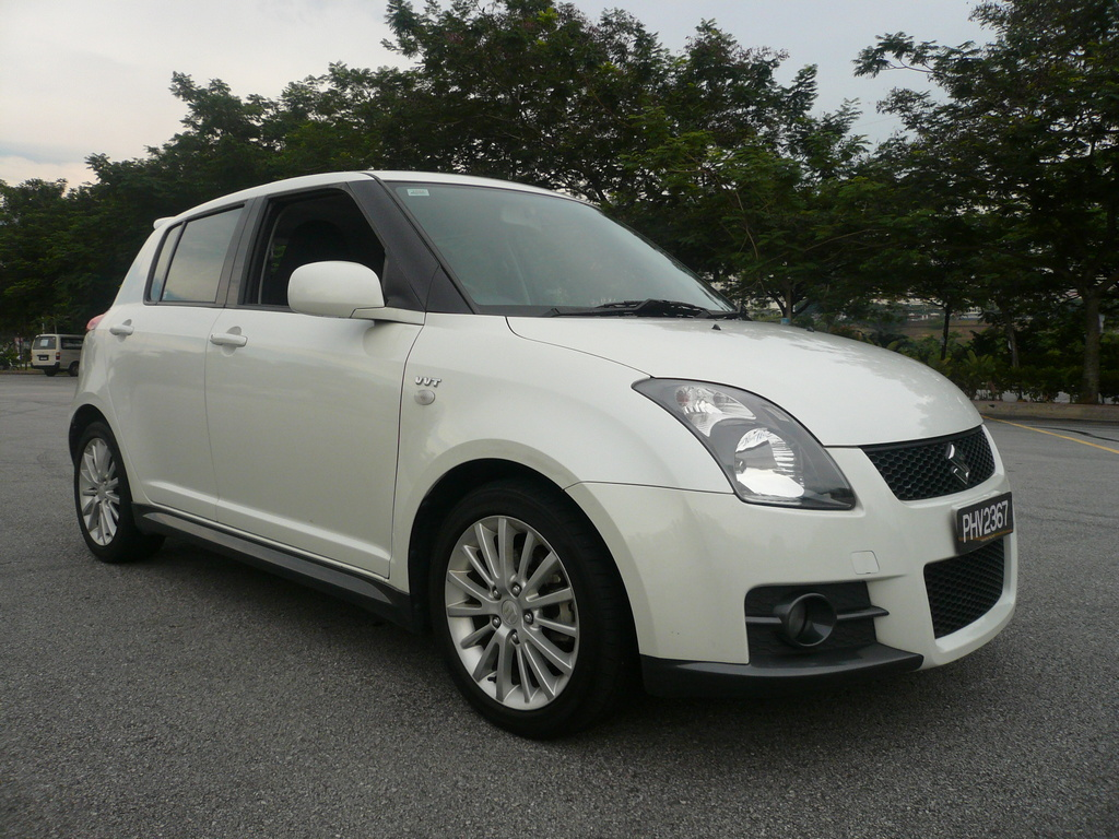 opp61 2008 suzuki swift specs photos modification info at cardomain. Black Bedroom Furniture Sets. Home Design Ideas
