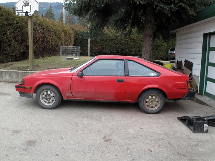 Another nickleboe 1985 Toyota Celica post... - 13717749