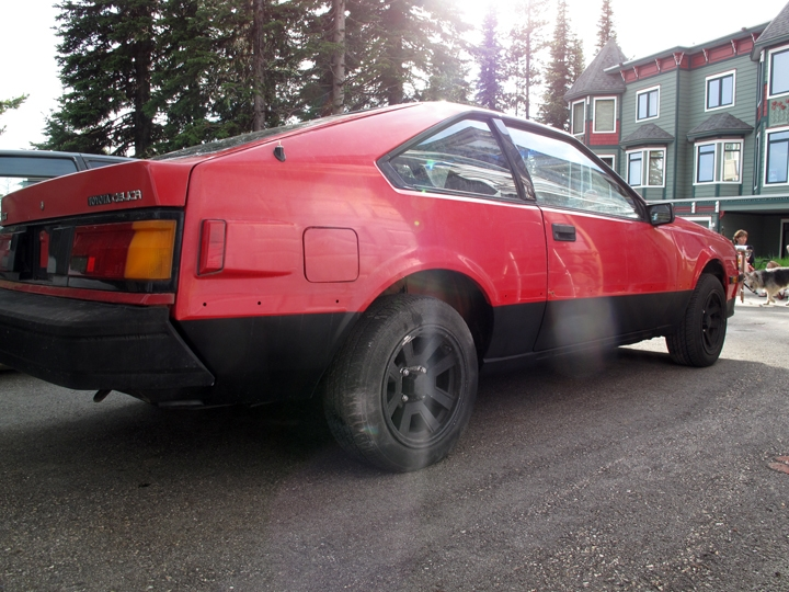 Another nickleboe 1985 Toyota Celica post... - 13717752