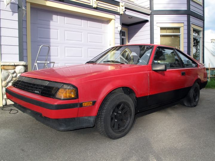 Another nickleboe 1985 Toyota Celica post... - 13717753