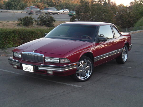 tobiah96's 1992 Buick Regal