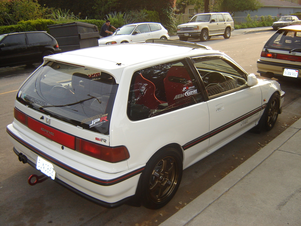 piko8 1991 honda civicsi hatchback 2d specs photos modification info at cardomain. Black Bedroom Furniture Sets. Home Design Ideas