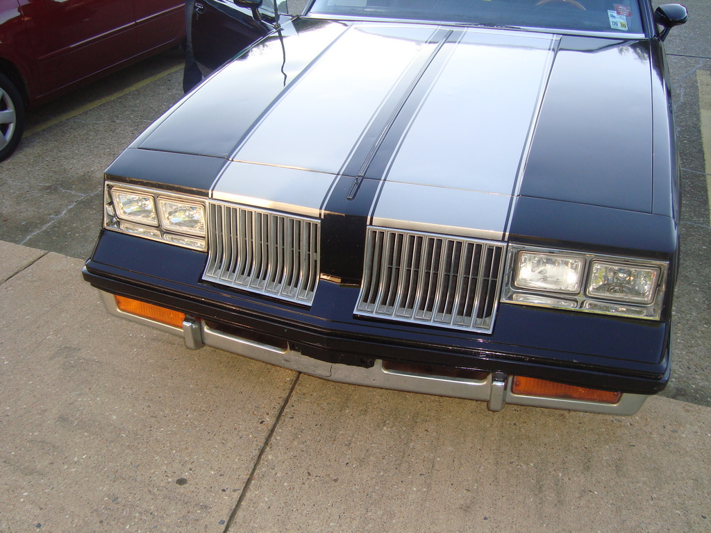 Another a-diferent-cloth 1985 Oldsmobile Cutlass Supreme post... - 13722148