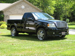 JMLBLACKFORDF150s 2008 Ford F150 Regular Cab