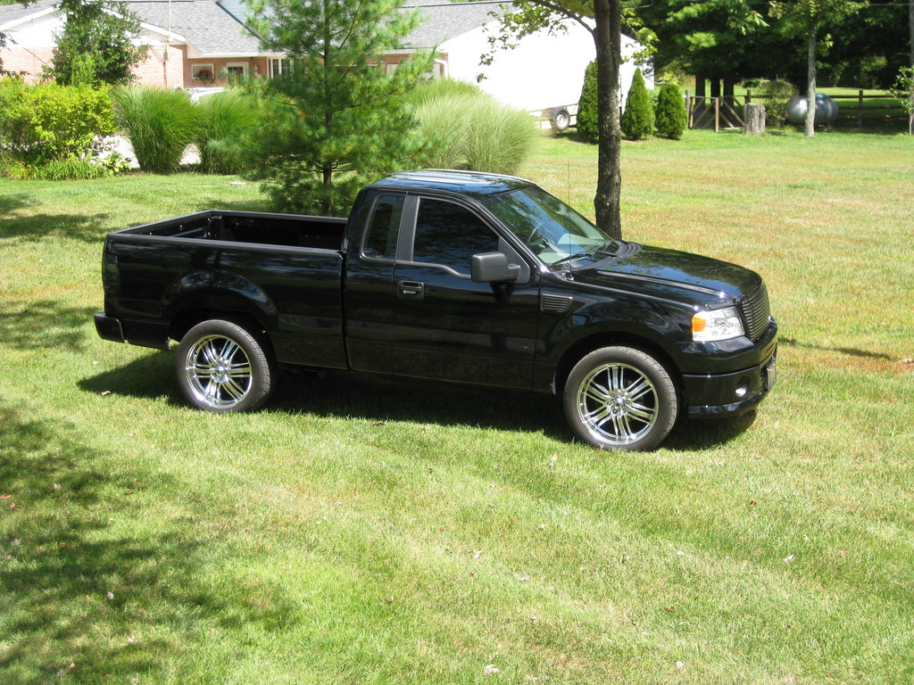 jmlblackfordf150 2008 ford f150 regular cab specs photos modification info at cardomain. Black Bedroom Furniture Sets. Home Design Ideas