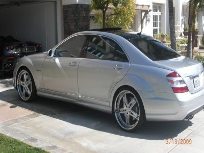 Another Deep_pockets422 2008 Mercedes-Benz S-Class post... - 13718614
