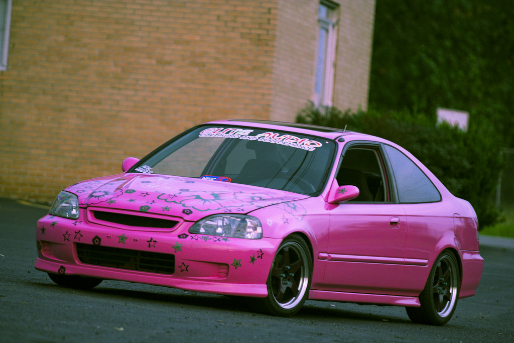 Stunnaben 2000 Honda Civics Photo Gallery At Cardomain