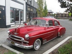pacocerons 1950 Chevrolet Styleline