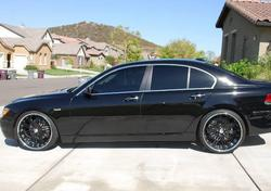 Deep_pockets422s 2007 BMW 7 Series