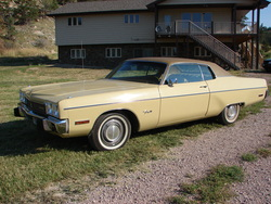 1973 Plymouth Fury III