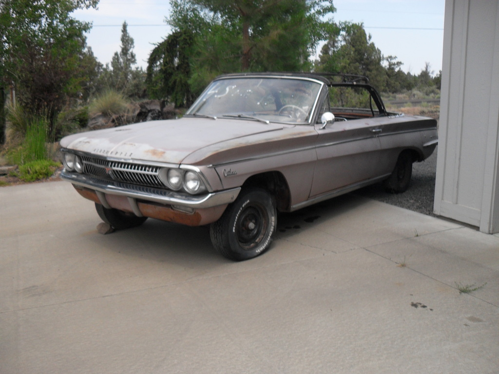 1962 Oldsmobile F85 Conver prj