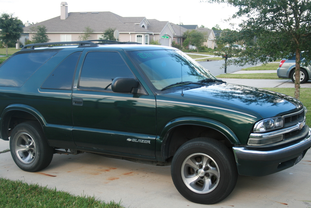 Traethatruth 2001 Chevrolet S10 Blazer Specs  Photos