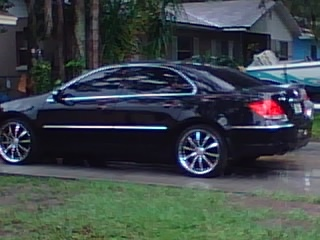Another AMPED1000 2006 Acura RL post... - 13720419