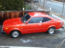 111893s 1975 Toyota Corolla