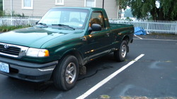 LWRD2500s 1999 Mazda B-Series Cab Plus
