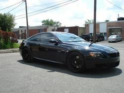 blackout75 2007 BMW M6